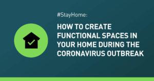 #StayHome- Functional Space Coronavirus Outbreak